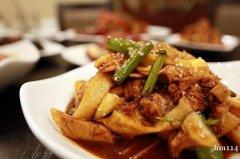 老成都川菜馆