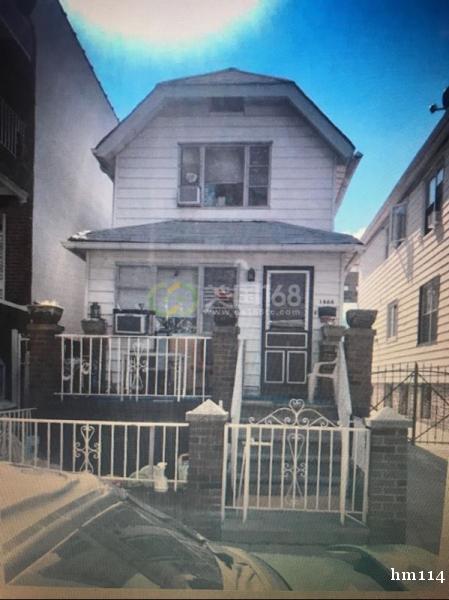 1664 W 8街