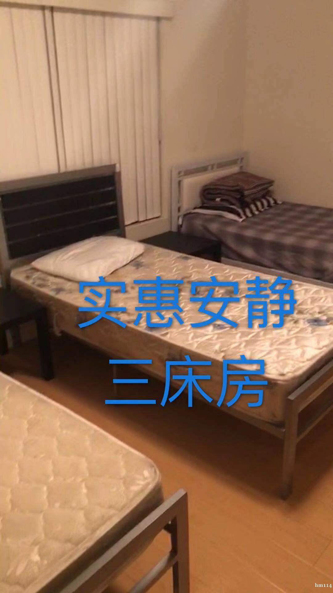 蒙市旅馆民宿提供男、女床位